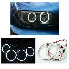 BMW 3 Series E46 2 Door Coupe 02-05 WHITE 6000K SMD LED Angel Eye Kit UK  !!
