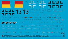 1/87 ep 2954 TA 152 H Schwarze 13 Oberfeldwebel Willi Reschke 9 JG 301