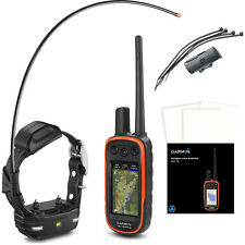 Garmin Alpha 100 +TT 15 Collar Dog GPS Track/Train System - 010-01041-50