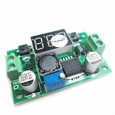 DC-DC LM2596 Step Down Power Module Adjustable With Voltage Meter Display