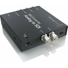 Blackmagic Design Mini Converter-Analógica A Sdi