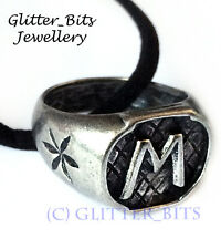MORTAL INSTRUMENTS MORGENSTERN FAMILY RING NECKLACE SHADOWHUNTER VALENTINE