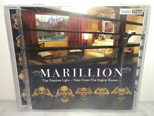 CD MARILLION - THE POSITIVE LIGHT - TALES FROM THE ENGINE ROOM - SEALED - SIGILL