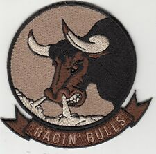 VFA-37 RAGIN' BULLS DESERT CHEST PATCH