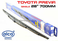 "TOYOTA PREVIA MPV 2000-ON  FRONT WIPER BLADE 28"" 700mm DRIVER SIDE"