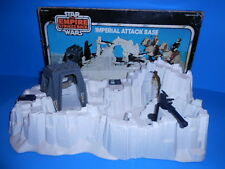 Star Wars 1980 Vintage Kenner Imperial Attack Base Action Playset ~ With Box