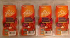 Glade Wax Melts Rich Pumpkin Dream *Limited Edition* scent lot of 4!