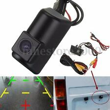 CCD Car Reversing Rear View License Plate Camera for Ford Transit Connect 12V