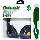 Skullcandy Hesh 2 Over-Ear DJ Style Supreme Sound Headphones (Rasta) NEW BOX C42