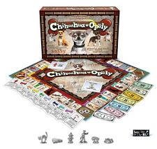 Chihuahua-Opoly (ChihuahuaOpoly) A Dog Breed themed Monopoly Game NEW in BOX