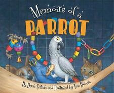 Memoirs of a Parrot by Devin Scillian (2016, Picture Book)