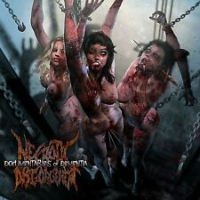 "NECROTIC DISGORGEMENT ""Documentaries of Dementia"" death metal CD"