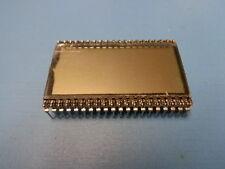 (1) LXD 1344A 4.5 DIGIT SEGMENT LCD DISPLAY GLASS 40 PIN
