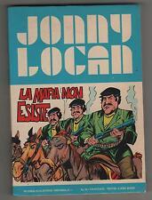 JONNY LOGAN  N. 9   LA MAFIA NON ESISTE dardo 1973 garofalo & ghilbert