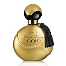 AVON FAR AWAY GOLD EAU DE PARFUM SPRAY- FULL SIZE FREE SHIPPING BRAND NEW IN BOX