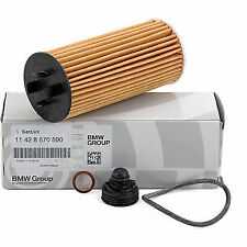 NUOVO orig. BMW/Mini f45 f46 i8 x1 e84 elemento filtro dell'olio - 11428570590