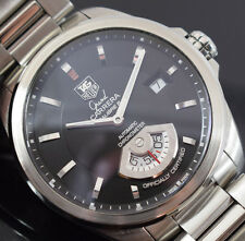TAG HEUER GRAND CARRERA WAV511A   BOX/PAPERS /1 YR  GTEE 2012 YR PERFECT