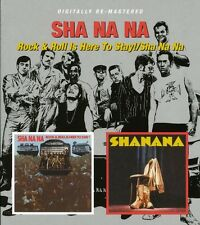 Rock & Roll Is Here To Stay!/Sha Na Na - Sha Na Na (2008, CD NIEUW)