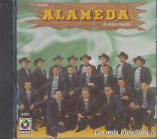 Banda Alameda de Arturo Macias Las Mas Buscados New Nuevo Sealed