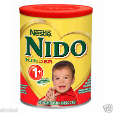 Nestle Nido 1+ Kinder Formula for Toddlers - 4.85 lbs Baby