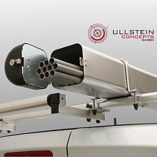 Transportrohr 4 Meter / Beladungsrohr / Laderohr für den Dachträger AluBar