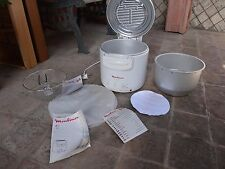 Moulinex T43  fryer food processor