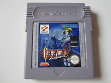 Castlevania Legends - Nintendo GameBoy Classic #122
