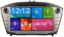 "AUTORADIO 8"" DVD/GPS/BT/IPOD/NAVI/RADIO PLAYER HYUNDAI TUCSON/ix35 09-11 D8270-2"