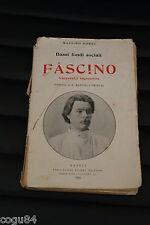 Fascino - Massimo Gorki - Prima edizione Bideri 1905