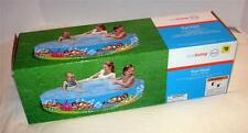 "TrueLiving ""Fun Pool"" Kid's Pool - 72"" x 15"" - Ages 3 & Up - NEW IN SEALED BOX"
