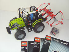 Gran tractor, tractor, Dune Buggy, technic, lego ® set 8284 compl con Oba