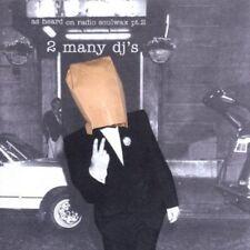 2 Many DJ's - As Heard on Radio Soulwax PT 2 [New CD] UK - Import