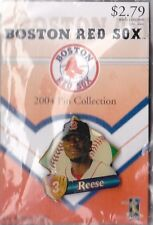 BOSTON RED SOX 2004 WORLD SERIES WINNER GLOBE PROMO PIN SERIES POKEY REESE