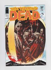 THE WALKING DEAD # 27 THE GOVERNOR 1ST APP, RARE PERUVIAN VARIANT SP 2013 UNREAD