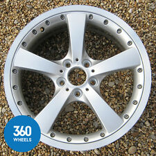 "1 x Genuine BMW 19 "" 179 M Sport STAR Spoke anteriore lega ruota 36116775603"
