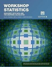 Workshop Statistics: Discovery with Data and the Graphing Calculator (Key Curric
