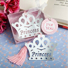 PRINCESS Bookmark Metal Book Marker Reader Frozen Girls Birthday Party Gift Cute