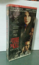A Time To Kill (VHS,1996) Never Opened Sandra Bullock Widescreen