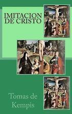 Imitacion de Cristo by Tomás de Kempis (2013, Paperback)