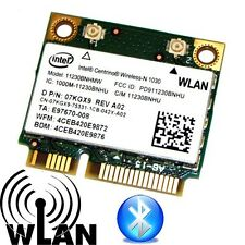 intel 1030 Wifi+BT Wireless Card PCI-E 7KGX9 for Dell Inspiron N4110 N7110 N5110