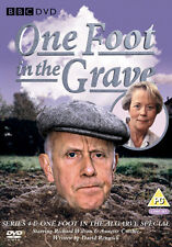 DVD:ONE FOOT IN THE GRAVE SERIES 4 - NEW Region 2 UK