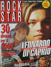 ROCKSTAR 3 1998 Natalie Imbruglia Madonna Simple Minds PJ Harvey Bjork Jewel