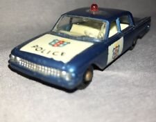 Matchbox Lesney No.55 Ford Fairlane Police Car
