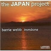Various Composers The Japan Project - Works for Solo Tromb CD