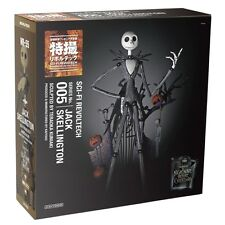JACK SKELLINGTON THE NIGHTMARE BEFORE CHRISTMAS KAIYODO SCI-FI REVOLTECH FIGURE