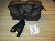 Bric's Cabin-Carry On Duffle Bag Milano Italy Cognac Retails $435+