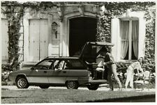 Fotografia Originale - Citroen BX Break cm 11,8 x 17,5