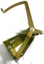1953 54 55 56 Ford Truck Zinc Plated Frame Mount Pedal Bracket Assembly F Series