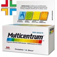 MULTICENTRUM 90 CPR.INTEGRATORE PER ADULTI!!   NOVITA'  --PROMOZIONE--UOMO/DONNA