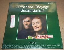 Sutherland/Bonynge SERATE MUSICALI - London OSA 13132 SEALED